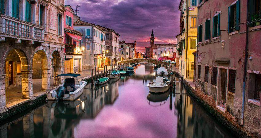 Canalys Venice