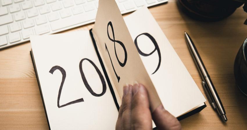 2018-2019 Diary